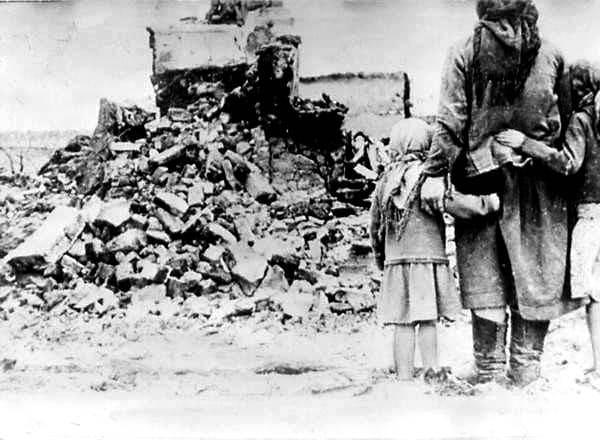 ст. Клетская. 1942 г.